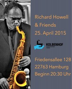 Richard Howell & Friends